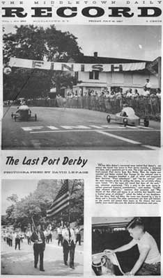 1957 the Last Port Derby 1